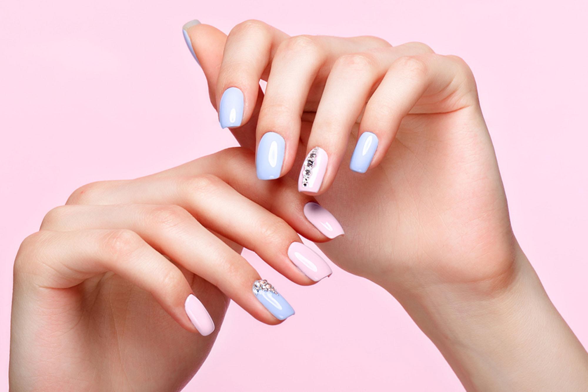 refill nails refil mani unghie piedi vercelli